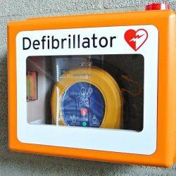 Spendenaufruf zur Anschaffung eines Defibrillators
