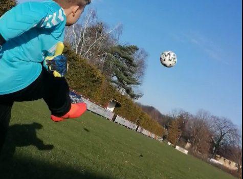 Startschuss FC Lehrte Vereinsgelände / Domi Schaper