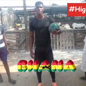 8771 km: Accra, Ghana – Kwabena, Kanu und Friends&Family